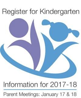 Register for Kindergarten 2017-18
