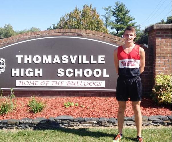 Athlete of the Week: Thomasville's Christopher Maxon