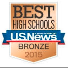 Five Mile Prairie School Earns Bronze Medal