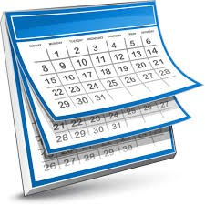 2015-2016 Calendar of Events