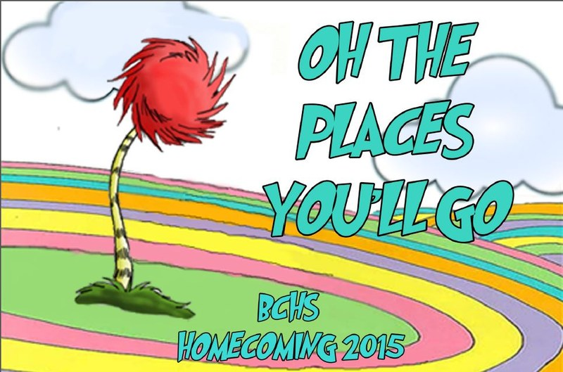 Calling ALL Alumni ~ HOMECOMING ~ Friday, October 9