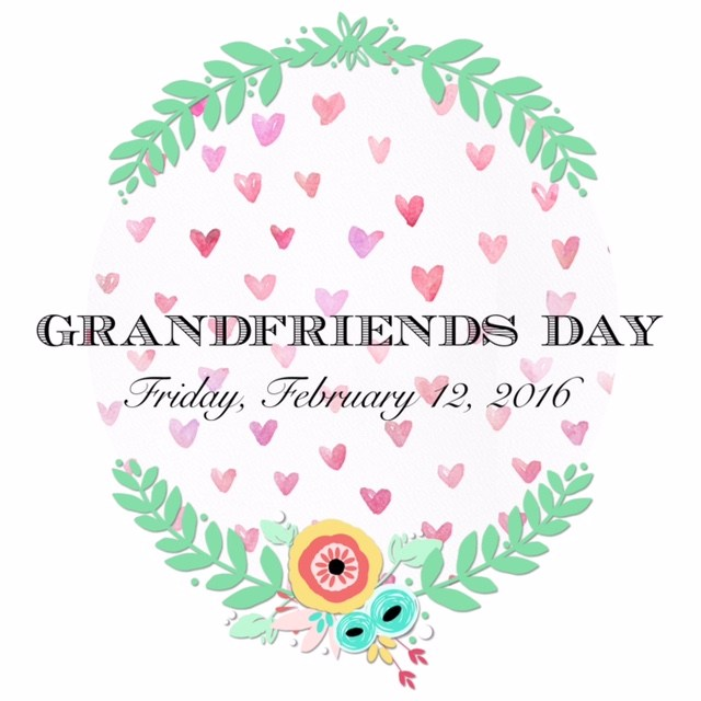 Grandfriends Day at Mountain Island Charter School
