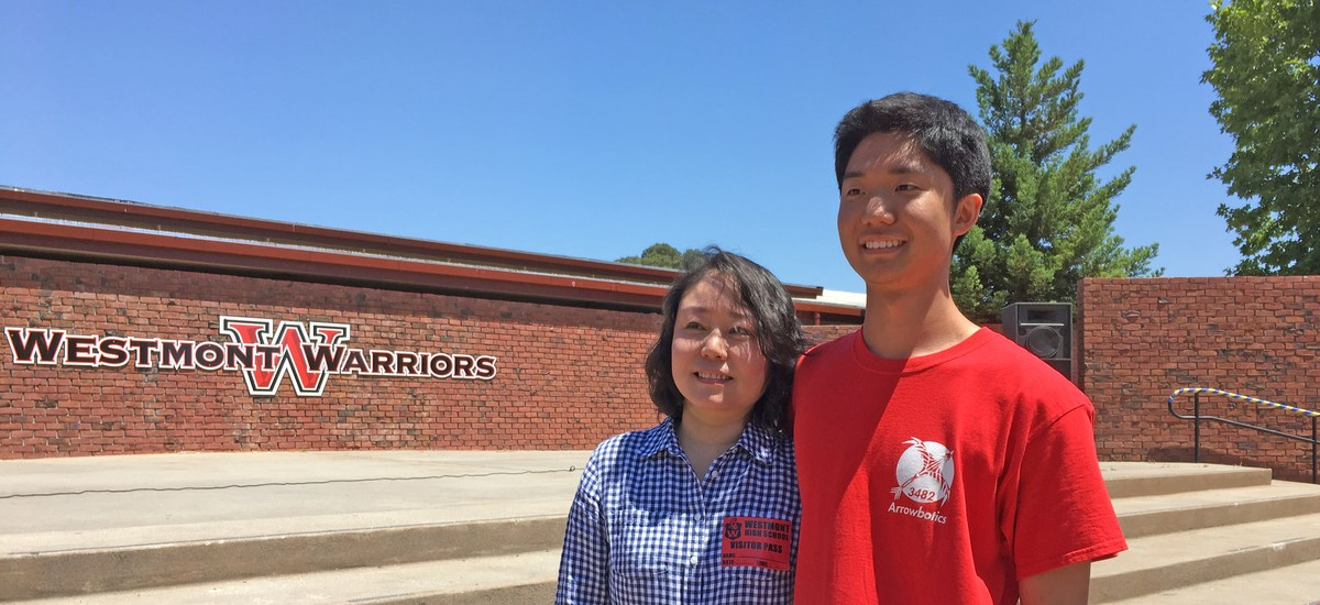 Westmont High Student Receives $100,000 Scholarship
