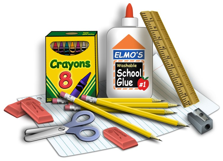 2015 - 2016 School Supply Lists