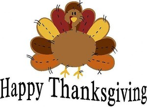 Thanksgiving Holiday Break