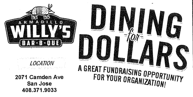 Help Support Noddin.  Dining Night Out!  Click HERE to print the flyer. Thumbnail Image