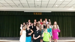 Junior High Band Students Excel at Solo & Ensemble