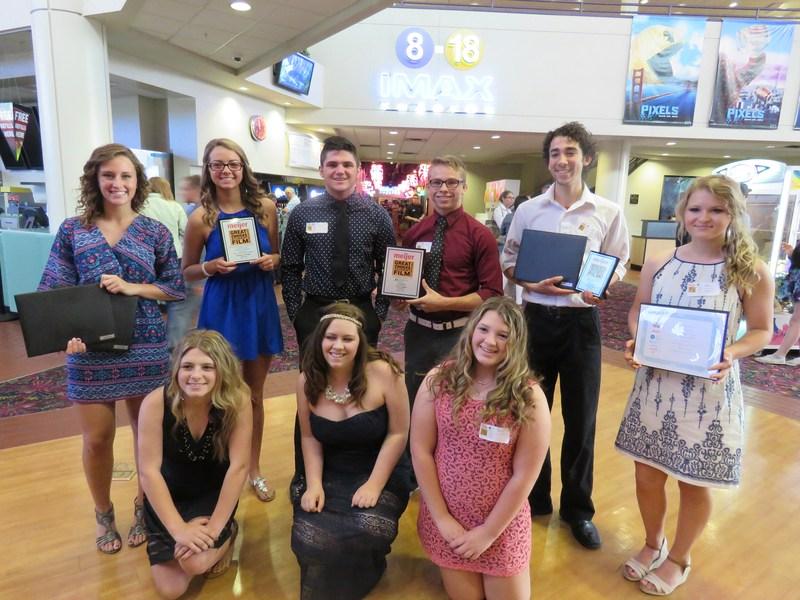 TKHS Digital Video Students Earn Honors at Film Festival