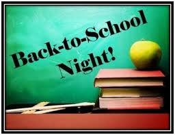 IT'S BACK-TO-SCHOOL-NIGHT!!