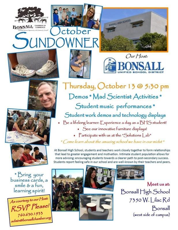 Sundowner flyer