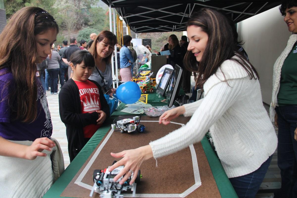 Robotics and Science Displays