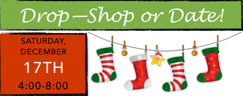 Drop and Shop- or Date! Thumbnail Image