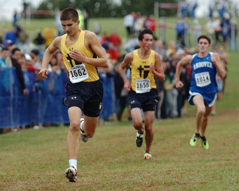 Saints Cross Country State Sweep Highlight Video