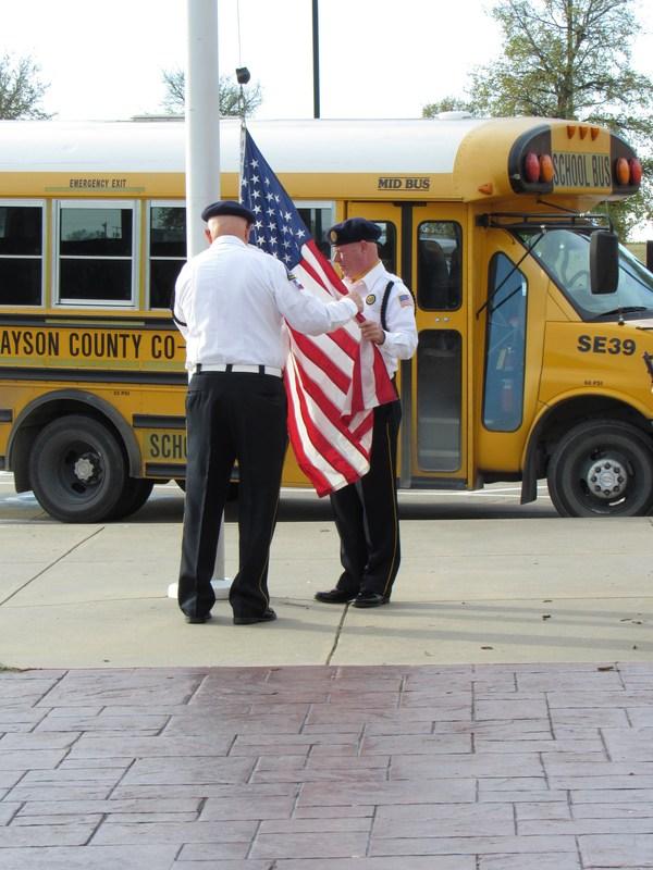 Veterans Day Programs at VAISD Thumbnail Image