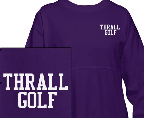 Order Your Thrall Golf Shirt Now! Thumbnail Image