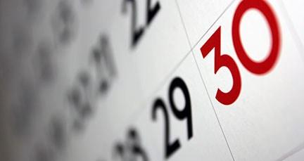 2016-2017 Instructional Calendar