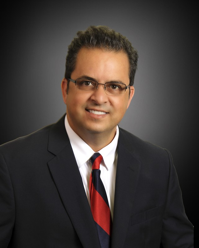 Welcome to our new president, Dr. Glenn Medeiros