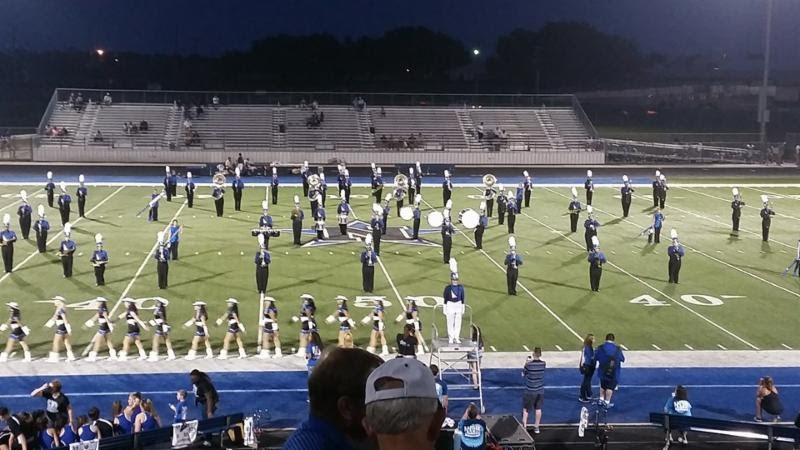 UIL MARCHING CONTEST RESULTS