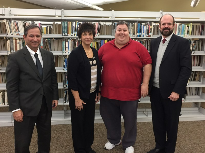 New Board of Education Members and Board President and Vice President Thumbnail Image