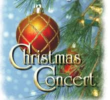 Christmas Concert-Friday, Dec. 4th