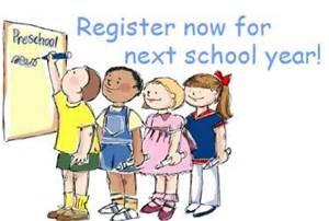 2016-17 School Year Registration