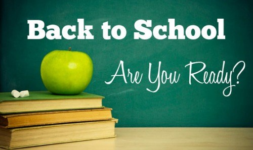 Back to School Newsletter Available