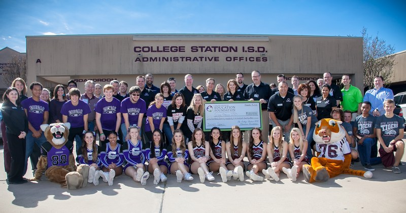 College Station ISD Education Foundation awards Record $120,000 in Innovative Teaching Grants
