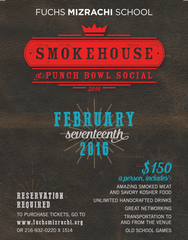 Corporate Networking Tickets Available - Smokehouse at Punch Bowl Social - February 17, 2016