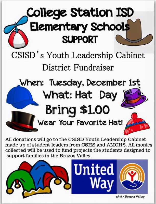 HAT DAY for a Great Cause!