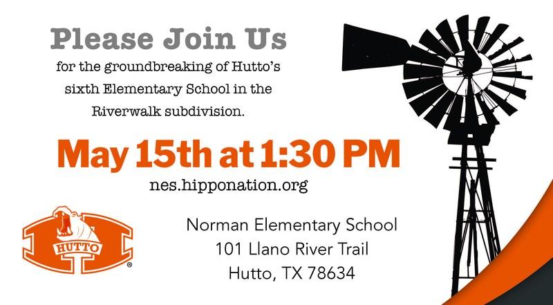 Norman Elementary Groundbreaking May 15