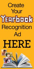 Create Your 2016 Yearbook Dedication Ad Today!