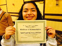 Neuwirth JSA Wins Awards at SoCal Fall State Conference