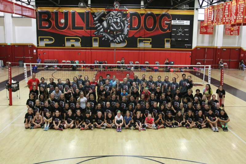 HEMET HIGH VOLLEYBALL CAMPS