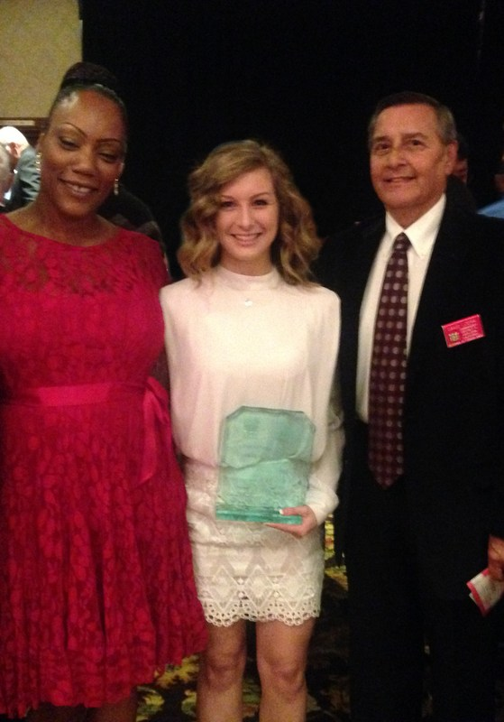 Verdugo Student Wins State Honor