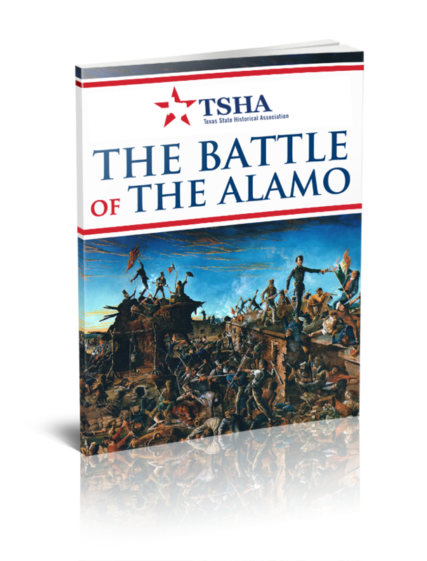 Get your free copy of The Battle of the Alamo eBook today!