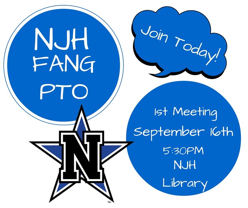 We are looking for parents to join the NJH PTO.
