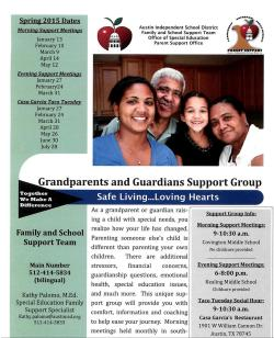 Grandparents and Guardians Support Group