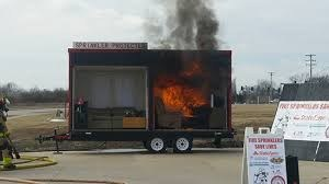 Pharr Fire Dept did a Fire Prevention Presentation