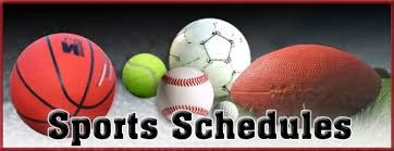 Sports Schedules and Dismissal Times