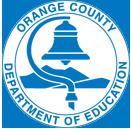 Orange County Department of Education Logo.