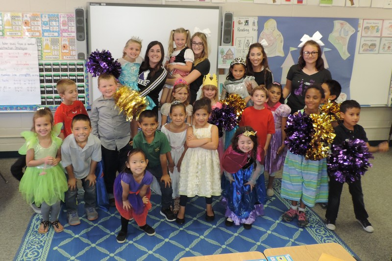 1st Graders Celebrate Fairy Tales Thumbnail Image