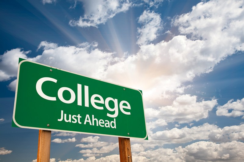 COLLEGE VISIT DAY IS COMING!