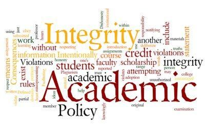 San Marino High School Academic Honesty Policy 2015-2016