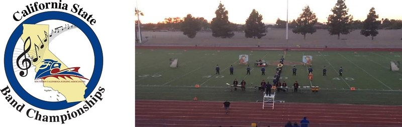 Lancer Band & Color Guard take 1st at the California State Band Championships Semi-Finals!