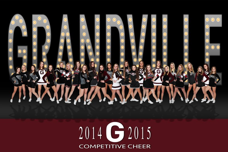 Competitive Cheer Hosts Bulldogs vs. Cancer Feb. 4