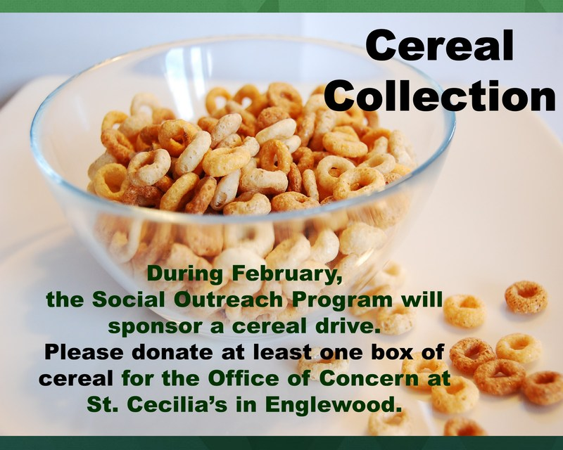 Cereal Collection