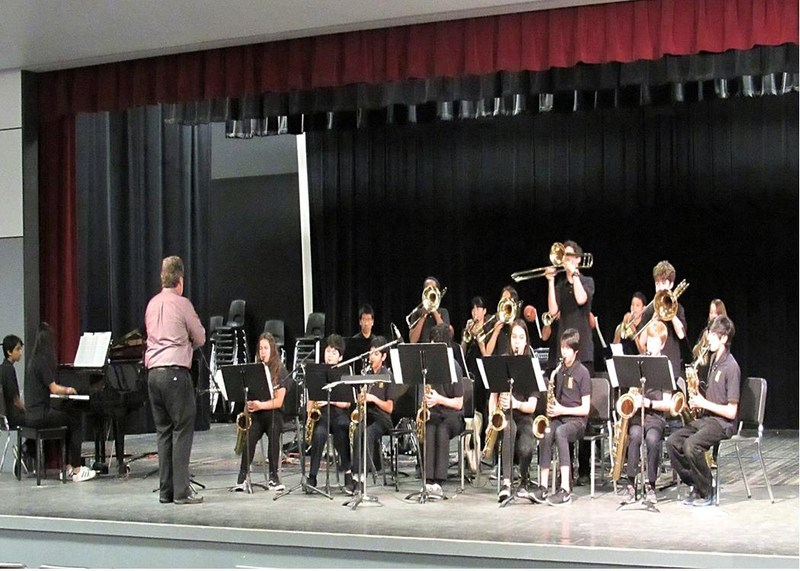 Moreland Middle School (MMS) Ranked Superior at Local Music Festival Thumbnail Image