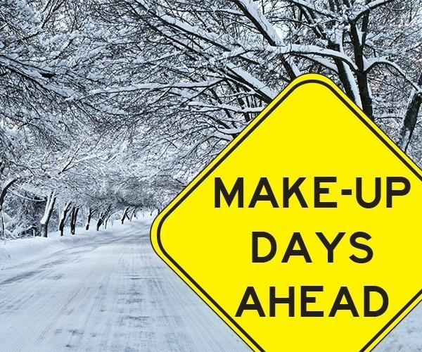 Make Up Days Thumbnail Image
