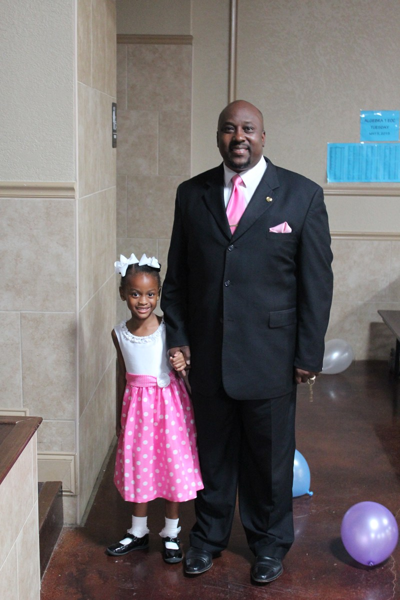 Early Childhood Center Father Daughter Dance
