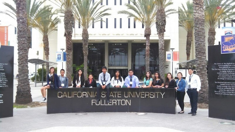 2nd Annual Latinos Unidos Conference @ CSUF